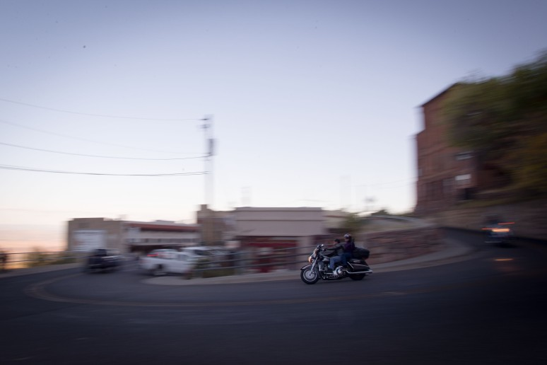 Panning in Jerome